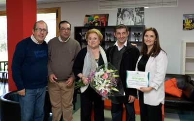 Catergest y Mª Rosa Bonet reciben el reconocimiento de Avante 3 por la inclusión laboral de personas con discapacidad